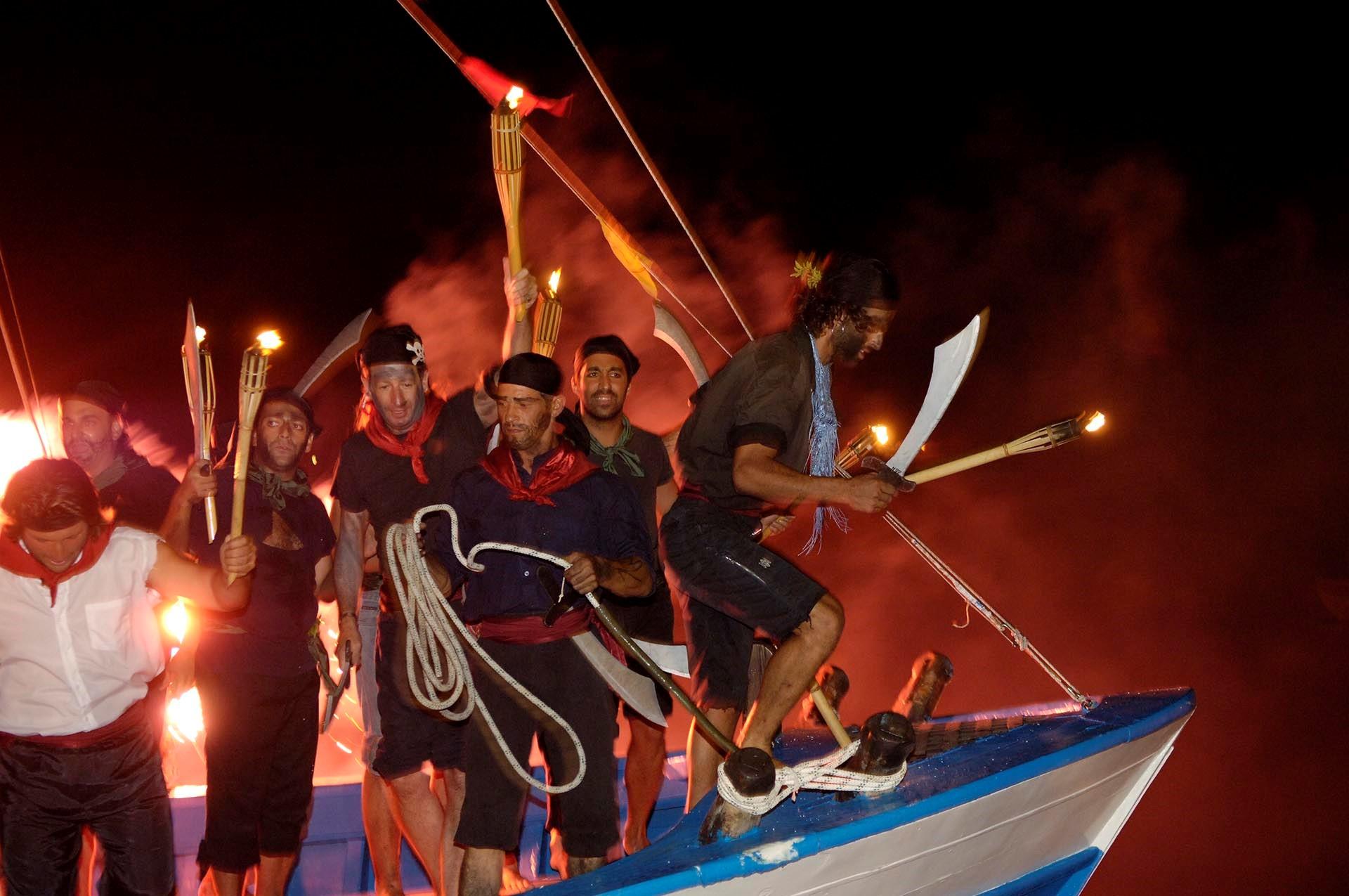 Τα Εννιάμερα & η γιορτή των Κουρσάρων στην Νάουσα